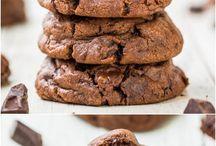 Sağlıklı çikolatalı tatlı