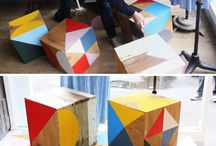 design; furniture, objects etc