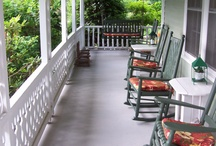 My Visit To Mast Farm Inn / My recent stay to Mast Farm Inn located in Valle Crucis, NC / by Jason Houck