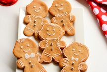 Egg free Christmas cookies / Some easy egg free cookies, biscuits that you can make for this Christmas. All recipes with step by step pictures.