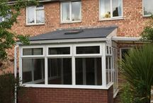 Tiled Conservatory Roofs / Examples of conservatories manufactured and installed by Windseal Double Glazing, in and around the Coventry & Warwickshire area.