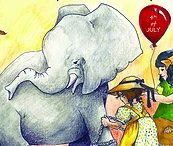 Raju the elephant that wept