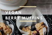 VEGAN BACKEN | VEGAN BAKING / Veganes backen, Vegan baking
