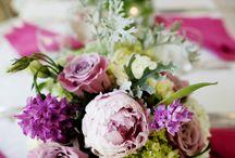 Wedding Florals & Centerpieces