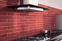 Tiles Imprinting Brick / Πλακίδια που αποτυπώνουν τούβλο σε μεγάλη ποικιλία χρωμάτων
