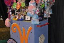 Willy Wonka Decor Ideas
