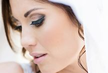 Brides / Wedding day bridal hair and makeup inspiration. Photography by Davish Photography.
