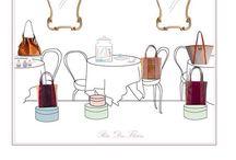 It's Tea Time / Rue des fleurs collections