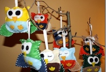 Owl Nursery & Craft Ideas / by Victoria Saley @obSEUSSed