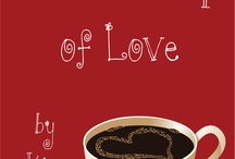 Setting scenes for Another Cup of Love / Pictures that inspire me as I work on Another Cup of Love.