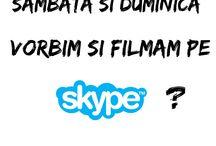 Proiect Youtube Skype