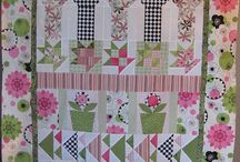 •♥✿♥• Quilting ~ Row Quilts •♥✿♥•
