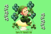 Celebrate - St. Patrick's Day / by Leslie Robinson