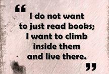 Books / by Sarah Gerke