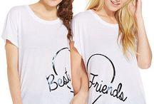best friend style