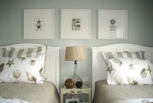 Bedrooms / by Monica Marcum Colagiovanni