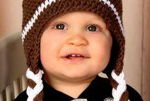 Crocheting Baby