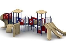 The Real History of Playgrounds / The Real History of Playgrounds