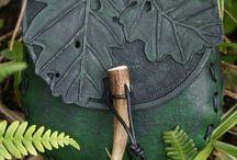 Cuoio fantasy e medievale