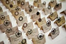Seating Card Ideas / Ideas for seating cards and escort cards for your wedding