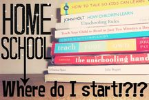 home school and education