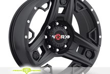 Worx Wheels & Worx Off Road Rims And Tires / Collection of Worx Rims & Worx Wheel & Tire Packages