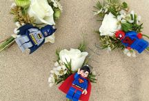 Comic weddings