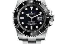 Watches / Mes modèles favoris