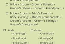 Wedding - General Tidbits