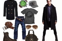 Mens Clothing / The type of mens styling I like