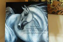 Equine Art / by Diane Cox