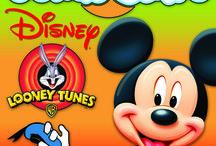 Comic Stars Disney