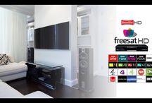TV Aerials Leeds - Satellite Installers - TV Brackets - High Definition Systems