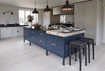 fave colours kitchen