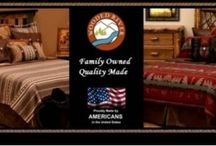 Wooded River Quality USA Bedding