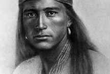 Native Americans / So proud, so wise, so connected to the earth. So hated, so misunderstood, so cheated. The US's treatment of her Native Americans is the darkest spot on our history as a nation. This board is to recognize and pay tribute to a beautiful people.