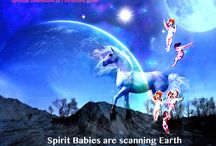 Spirit Baby Telepathy and Communication / Pre-Birth Communications with Spirit Babies - all part of the Cosmic Cradle, Spiritual Dimensions of Life before Birth!