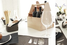 TABLE STYLING & FOOD DESIGN