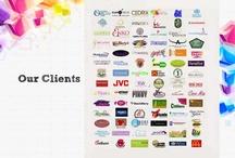 9Dotstrategies Online Portfolios / Our client's web Portfolio and Design Works