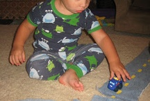 Activities for Toddlers/Preschoolers / by ACT Playgroups