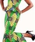 Afrikanische Mode