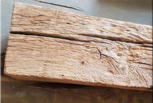 Bútorok, előszoba / Antik, industrial loft, vintage stílusú fa és vas berendezési tárgyak