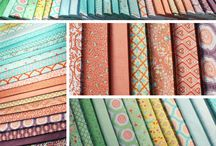 Fabric Love / by Christen Barber