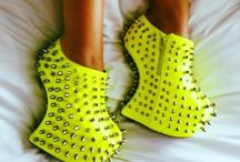 Amazing shoes 4 my Closet / by Elisha Noel