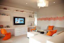 New home - kids activity room