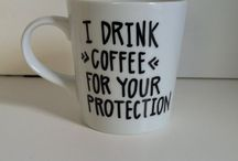 I like coffee...