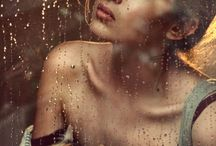 the world in drops of rain  (swiat w kroplach deszczu)