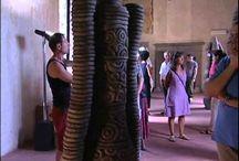 i nostri video ::: our video / alcuni video di mostre realizzate negli anni ::: some videos about our exhibitions