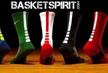 Calcetines Nike y Jordan / Selección de los mejores modelos de Calcetines técnicos de Nike y Jordan para Basket
