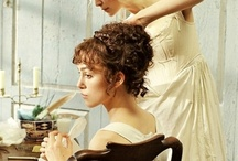 Dresses & hair wedding / Hair from Jane Austen movie as suggestion for wedding